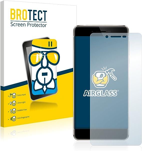 BROTECT Protector Pantalla Cristal Compatible con Ulefone Future ...