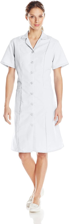 Red Kap Women's Short Sleeve Work Dress