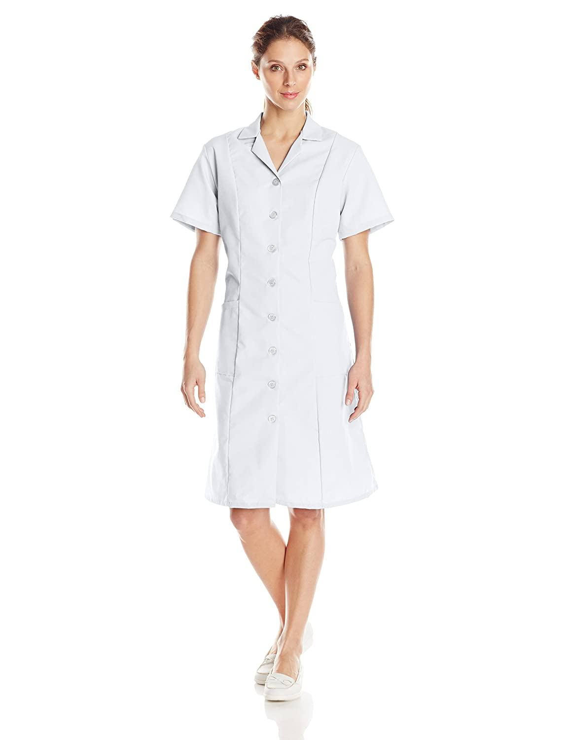 Red Kap Women's Short Sleeve Work Dress