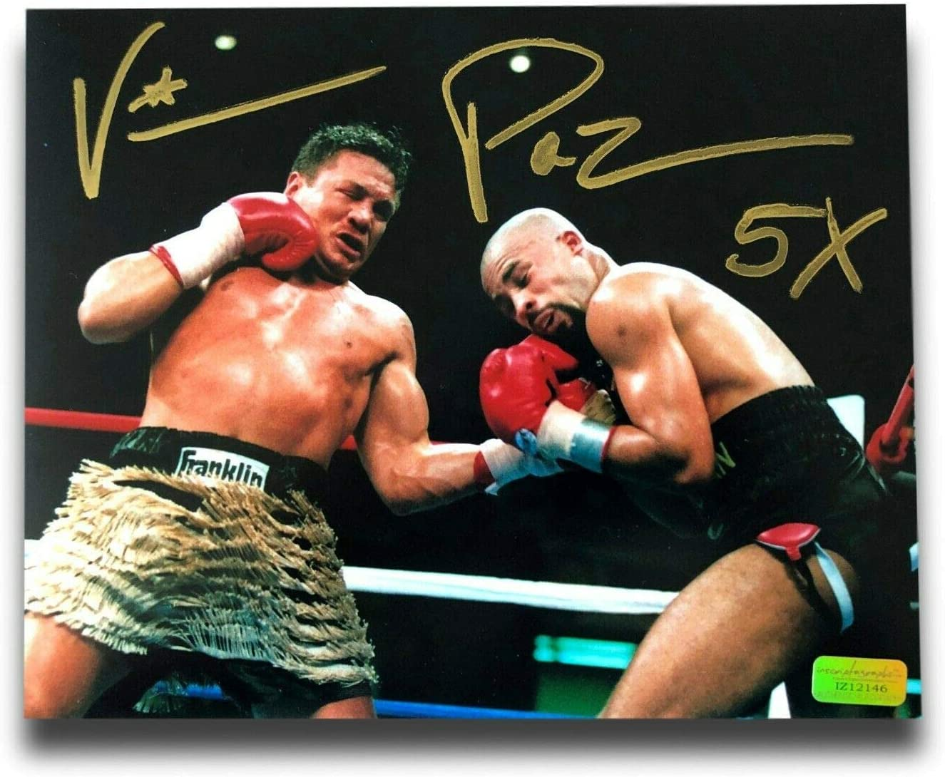 B07WG8MSZD Vinny Paz Signed 8x10 Photo COA Inscriptagraphs Boxing Autograph Pazienza 71OJetw6PAL