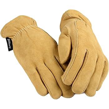 Women S Winter Work Gloves Insulated Deerskin 60 Gram
