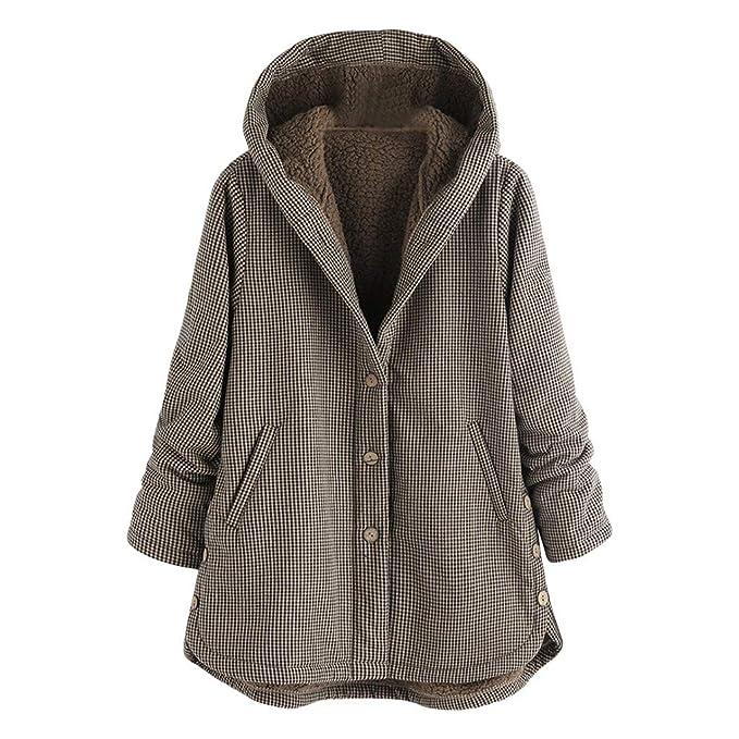 recognized brands new list outlet on sale Sunward Coat for Women, Plus Size Winter Warm Women Vintage ...