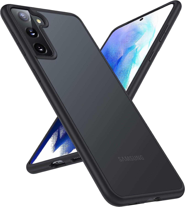 Torras Guardian Für Samsung Galaxy S21 Hülle Schutz Elektronik