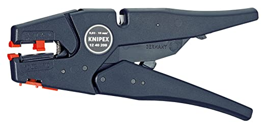 Knipex 12 40 200 SB - Alicates Pelacables Automatico