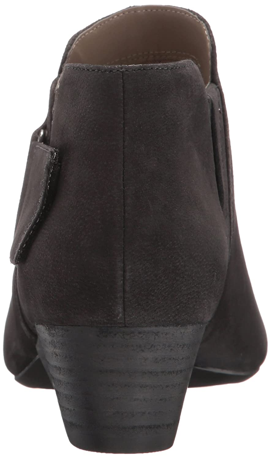 Naturalizer Women's Gemi Ankle Bootie B01I2L4NI8 10.5 B(M) US|Black