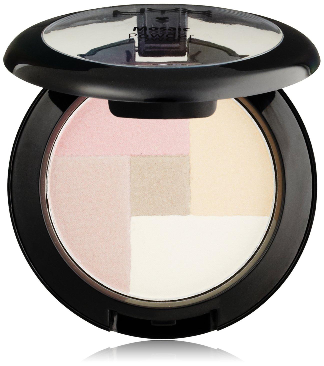 NYX Cosmetics, Palette di cipria iluminante a mosaico, Plummy NYX Cosmetics USA Inc. NYX-MPB03