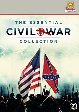 b720c7ed4e4e2b Amazon.com: The Essential Civil War Collection [DVD]: Various, The ...