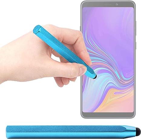 DURAGADGET Lápiz Stylus Azul para Smartphone Samsung Galaxy A9 ...