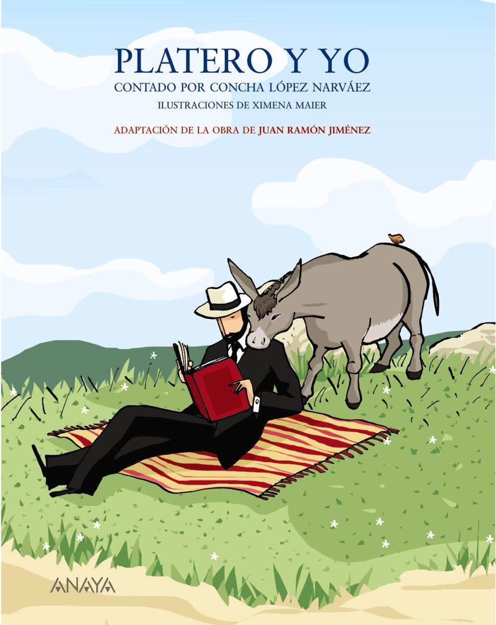 Read Online Platero y Yo contado a los niños / Platero and I told to children (Spanish Edition) ePub fb2 book