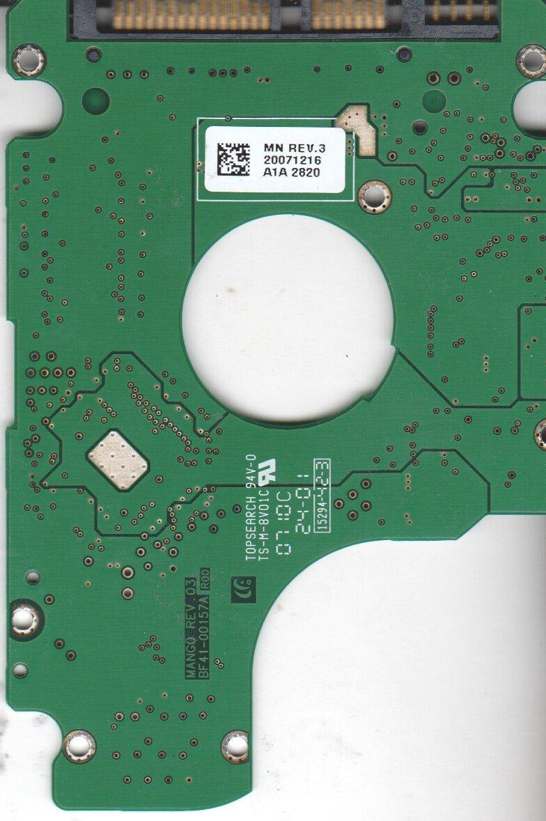 HM121HI, HM121HI/D, LZ100-11, BF41-00157A, Samsung SATA 2 5