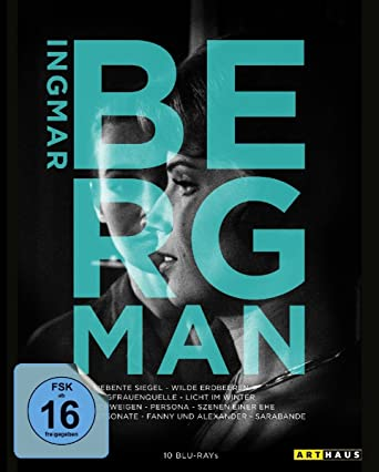 Ingmar Bergman - 100th Anniversary Edition [Blu-ray]