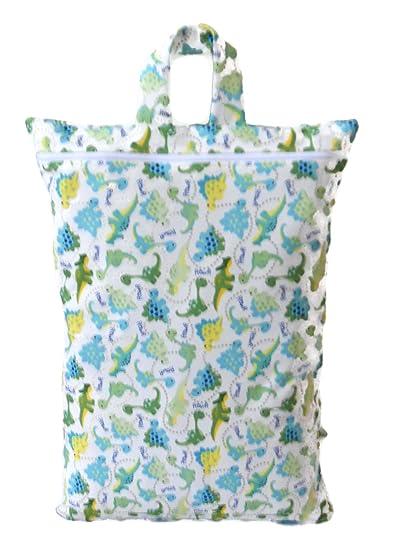 Amazon.com: La creación Jona, XL Hanging Bolsa para pañales ...