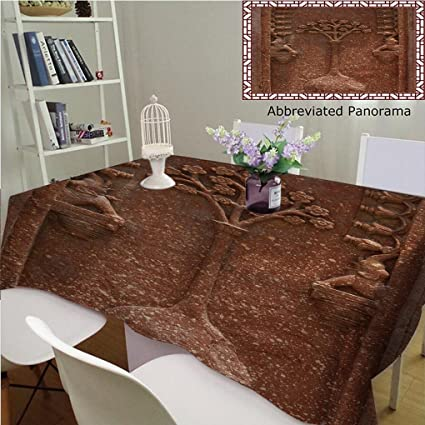 0d95244be0f3 Amazon.com: Unique Custom Cotton and Linen Tablecloths Beautiful ...