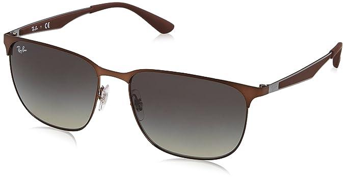 9da73ed382c RAYBAN Unisex s 0RB3569 121 11 59 Sunglasses