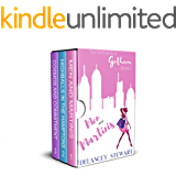 The Girlfriends of Gotham Box Set: Books 1-3