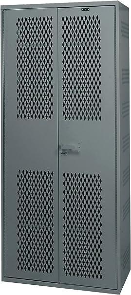 Welded 1 Tier 1 Wide Equipment Storage Locker Office Storage Lockers Office Products