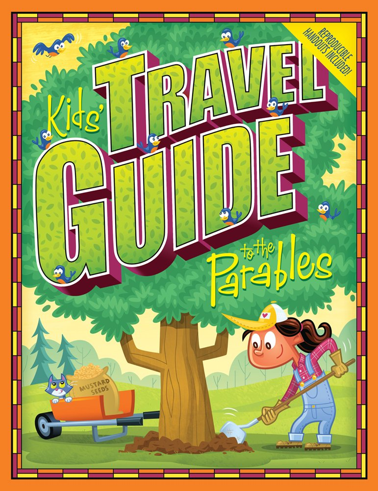 Read Online Kids' Travel Guide to the Parables PDF Text fb2 ebook
