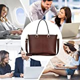 Laptop Bag for Women,Casual Business Computer