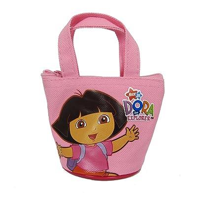 Officially Licensed Dora the Explorer Mini Handbag Style Coin Purse - Dora: Toys & Games