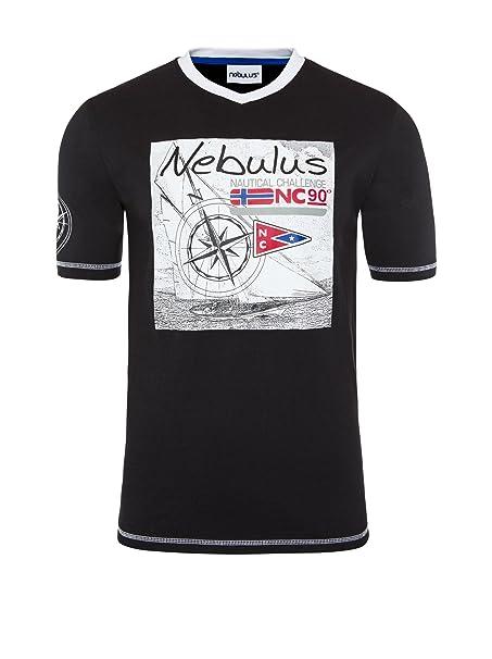 Nebulus - Maglietta Sportiva - Uomo  Amazon.it  Abbigliamento 34e6ad1714c