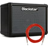 Blackstar FLY3BASS Guitar Amplifier Head with 10ft Instrument Cable