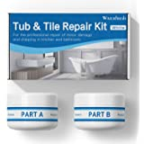 Tub, Tile and Shower Repair Kit - White