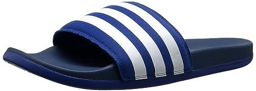 adidas uomini adilette cloudfoam e diapositive: scarpe e borse