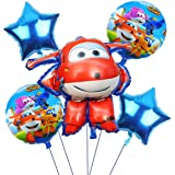Super Airplane Wing Cake Toppers for Kids Birthday Party Event D/écor