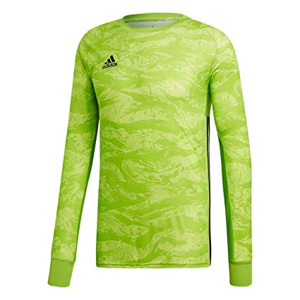 8a0a6958 Amazon.com : adidas ADIPRO 19 Goalkeeper Jersey : Sports & Outdoors