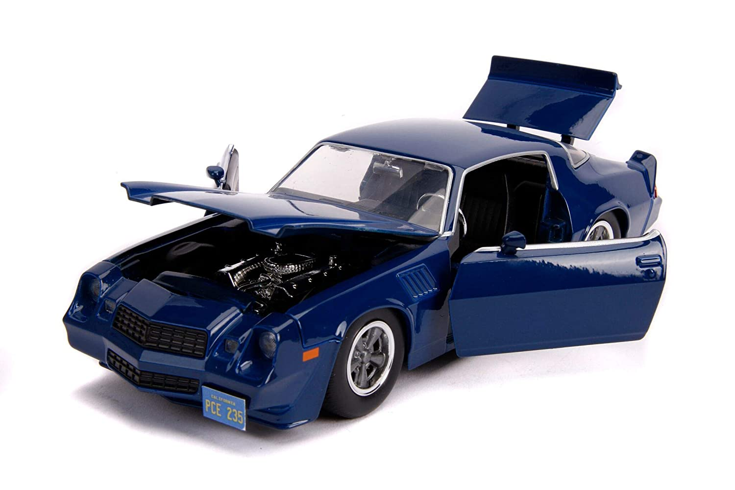 Amazon com: Billy's Chevrolet Camaro Z28 Dark Blue with