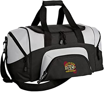 all about me company Personalized Skate Gym Sports Duffel Bag Red