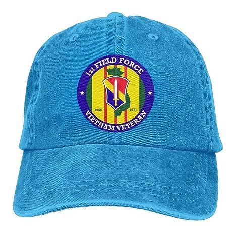 Rghkjlp Primer Puesto de la Fuerza de Campo Vietnam Veterano ...