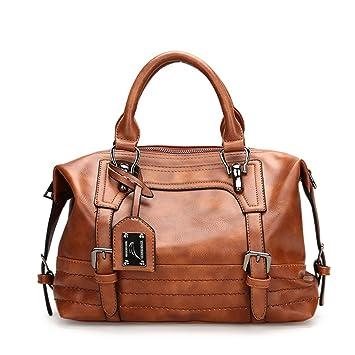 77c5260353ebf Frauen Leder Handtasche