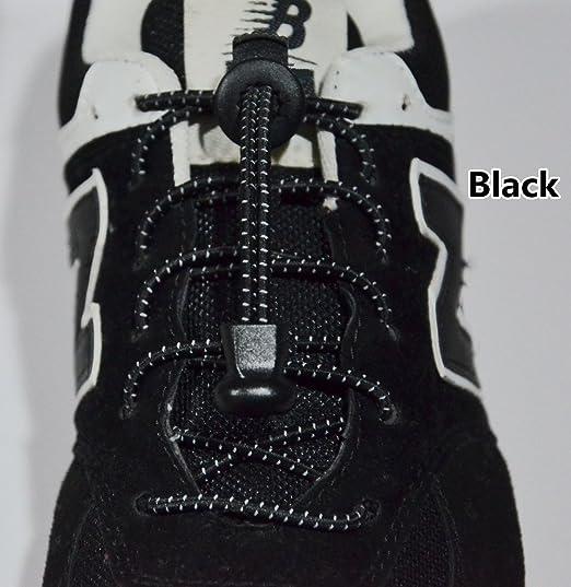 15 opinioni per Lacci rapidi Foxhound ® (Lock Laces) elastici e riflettenti ,novità scarpe uomo