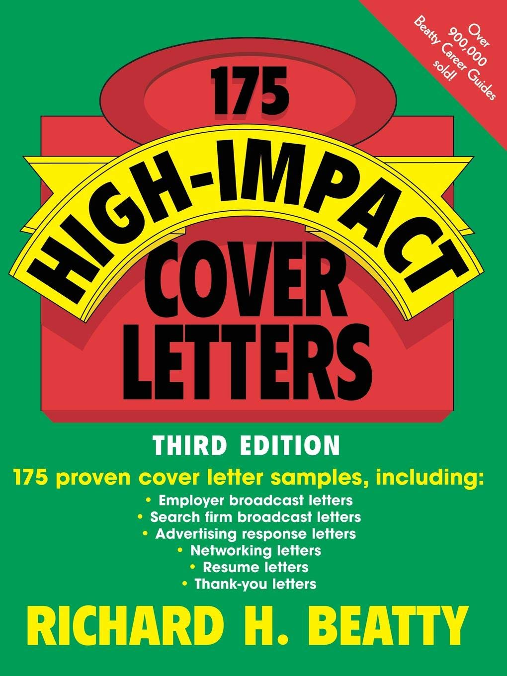 175 High-Impact Cover Letters, 3rd Edition: Third Edition ...