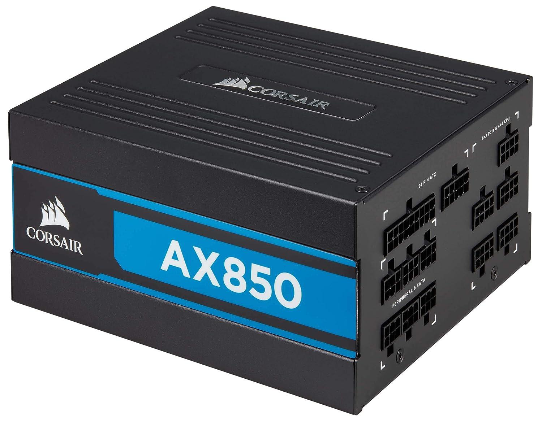 Voll-Modulares Kabelmanagement, 80 Plus Platinum, 1200 Watt, Digital, EU Corsair AX1200i PC-Netzteil