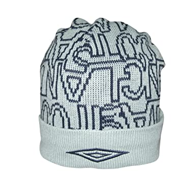 Umbro Adult Warm Ski   Skate Roll Up Beanie   Winter Hat - One Size ... e30c65c1c29b