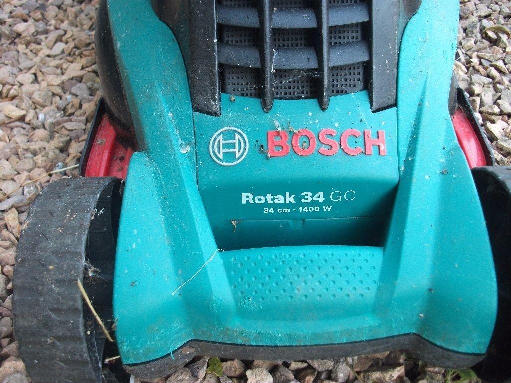 Bosch Rotak arranview cuchilla (Para: 34 Rotak y Rotak 34 Ergoflex ...