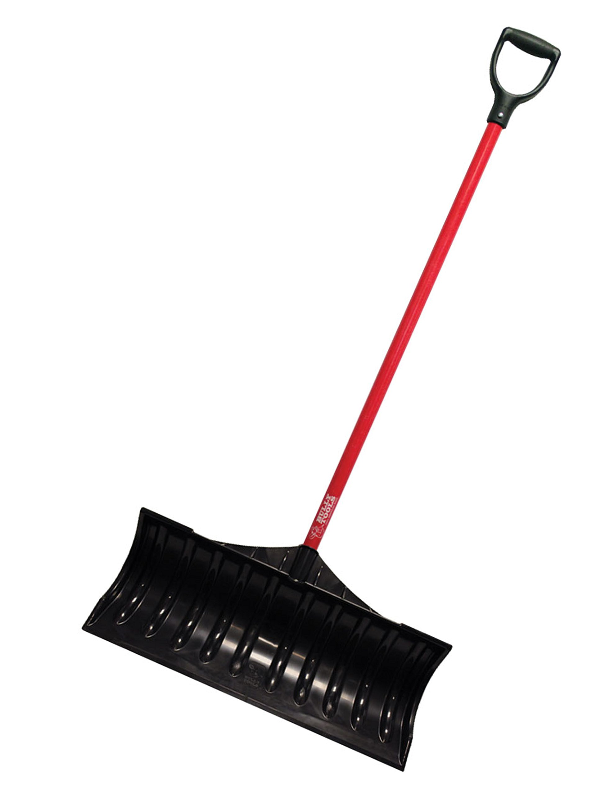 Bully Tools 92813 27'' D-Grip Snow Pusher by Bully Tools