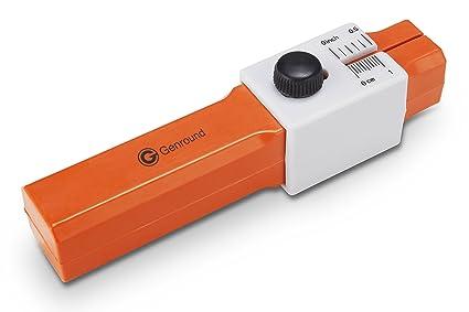 Cortador de botellas de plástico, Genround herramienta de corte de cortador de cuerda de plástico