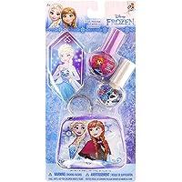 Townley Girl Disney Frozen Nail Polish Kit, Multi Color