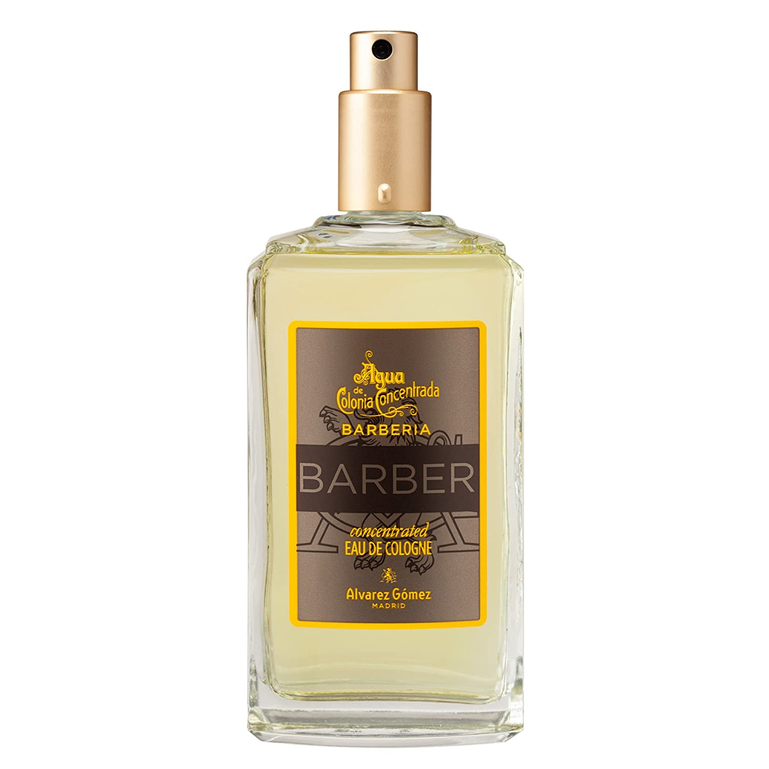 Alvarez Gomez Barberia - Agua de Colonia Concentrada - 150ml: Amazon.es: Belleza