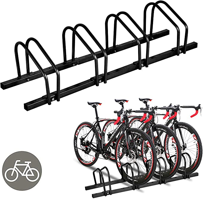 Details about  /4PC Bicycle Cycling Wall Storage Holder Rack Bike Stand