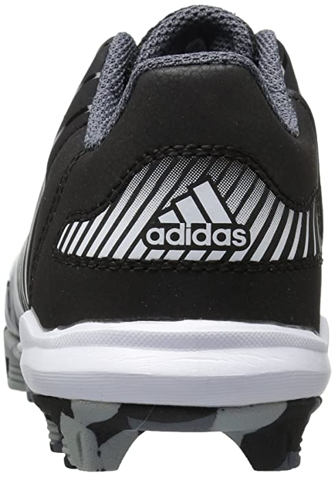 size 40 b9277 bf51f Amazon.com   adidas Kids  Icon MD Baseball Shoes   Sneakers