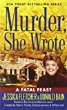 A Fatal Feast (Murder, She Wrote Mysteries)