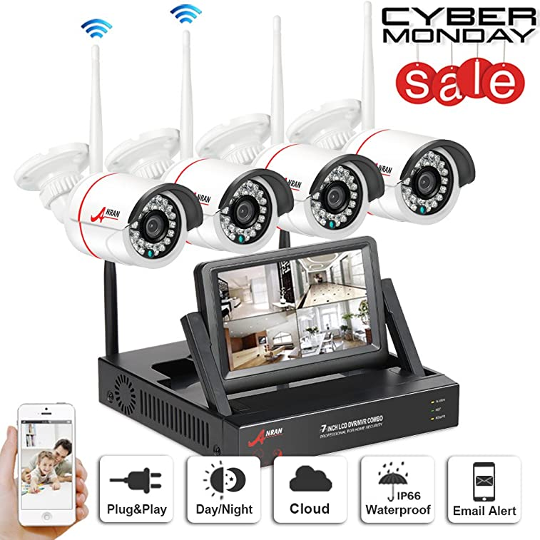 20 Best Wireless Home Security Cameras With Monitor Reviewed