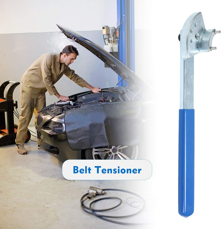 KKmoon Car Engine Crankshaft Timing Tool Multi Position Adjustable Belt Tensioner Replacement for VW AUDI VAG