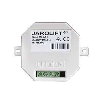 JAROLIFT Mando a distancia TDRC 04 Emisor manual de 4 canales