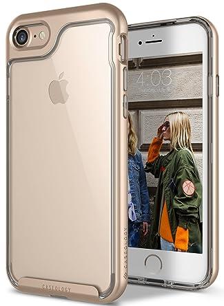 Amazon.com: IPhone 7 Case, Caseology [Skyfall Series] Transparent ...