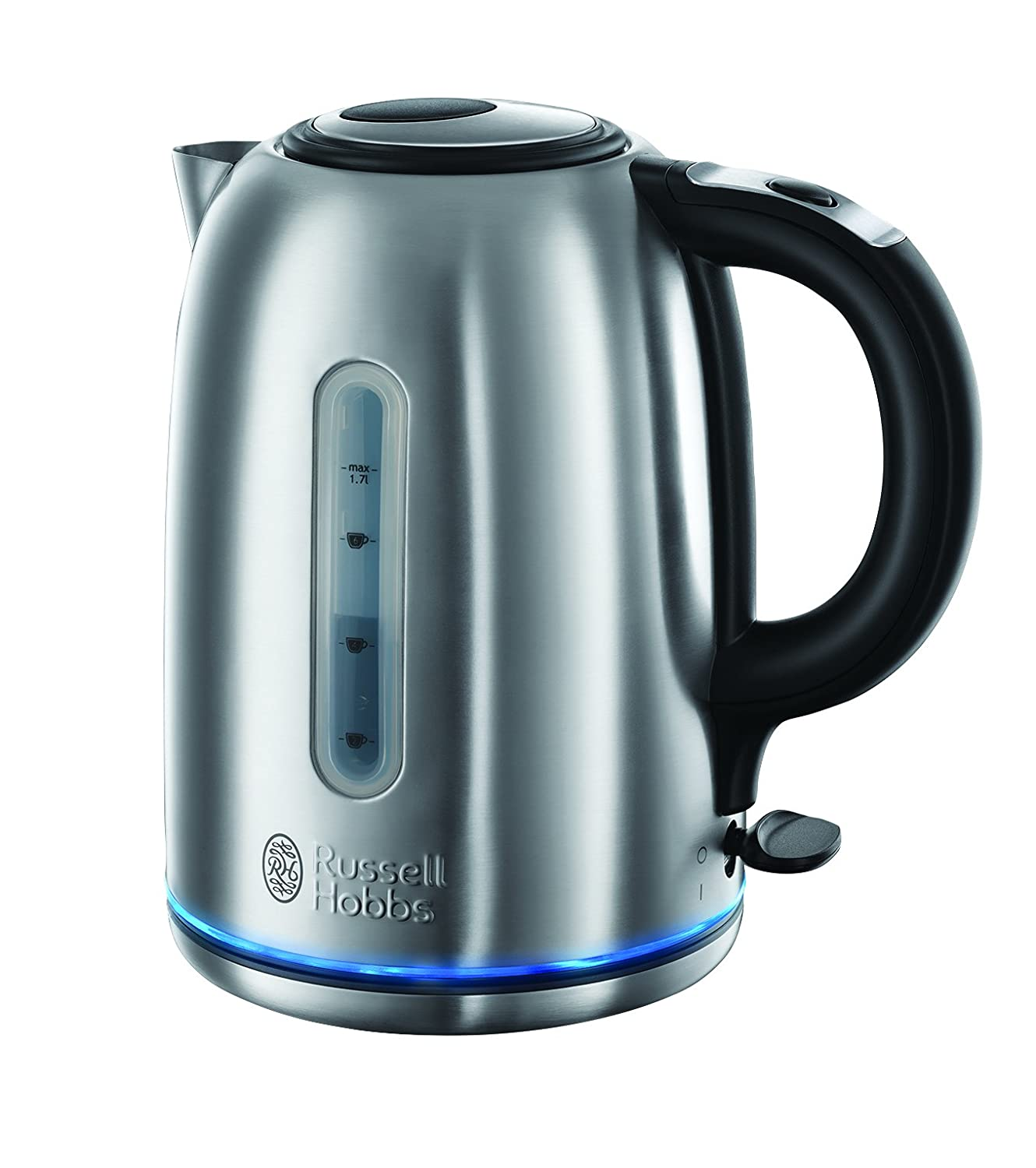 Best Kettles Round Up The Russell Hobbs 20460 Buckingham Quiet Boil Kettle